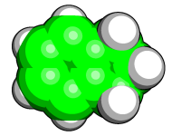 Ray trace disco factor-1-spheres.png